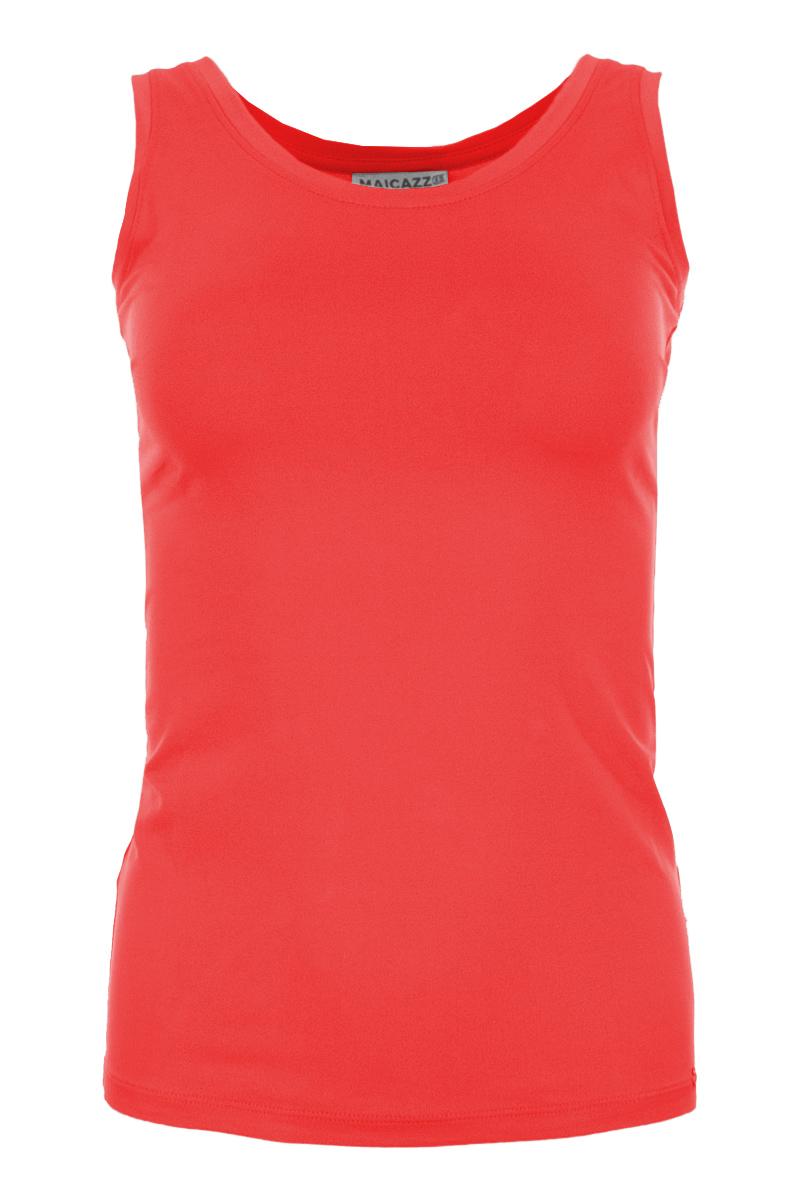 Top Roma is een prachtige basicmouwloze top. De top heeft een ronde hals en draagt erg comfortabel dankzij het aandeel stretch. Roma valt normaal qua maat en is verkrijgbaar in denieuwe zomer kleuren strawberry, seagreen en soft pinkis goed te dragen onder een blouse of blazer. Een goede zomer basic heb je nooit teveel.  <ul><br /> <li>Mouwloze top</li> <li>Ronde hals</li> <li>Heerlijke stof met veel stretch</li> <li>Valt normaal qua maat</li> <li>Draagt super comfortabel</li> <li>Te verkrijgen in het Strwaberry, Seagreen en soft pink</li> <br /> <br />  </ul>  <blockquote><br /> Tip: Goed te dragen onder blouse of blazer</blockquote>  <br />